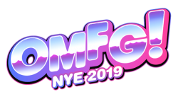 OMFG! NYE | Max Morgan Design